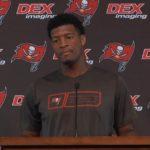 Captain Jameis Winston quotes for the Thursday game against Atlanta