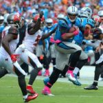 Buccaneers and Panthers injury report from Thursday.