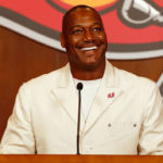 The Bucs could benefit from Derrick Brooks.
