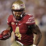 Latest mock draft has Tampa selecting Cook at 19.