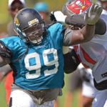 Bucs and Jags will have joint practices.