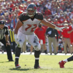 Buccaneers waive two players on Monday.