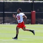 Will Jeremy McNichols lead the team in touches?