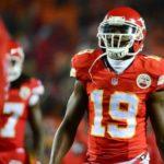 The Chiefs release Jeremy Maclin