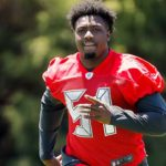 """Kendell Beckwith: """"It feels good to be back."""""""