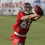 Bucs Waive WR Thomas Sperbeck With Injury Settlement.