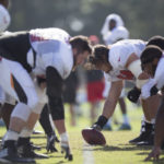 Is The State Of The Offensive Line Not As Good As First Thought?