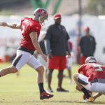 The Buccaneers Are Looking At New Kickers.