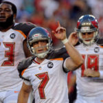 The Buccaneers to try out 6 kickers on Monday.
