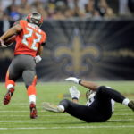 Can The Bucs Get Doug Martin Going or Will The Saints Go Marching In??
