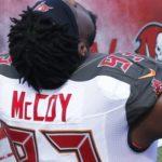 "McCoy today on his locker room…""Accountability"""