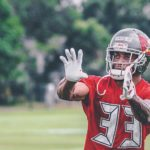 Carlton Davis and the Buccaneers Secondary.