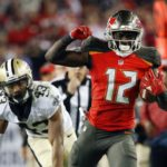 Chris Godwin Ranked as One of The Highest Rookie WR's per PFF