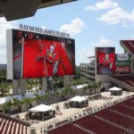 Raymond James Stadium – Ranks No. 1 in Stadium Technology