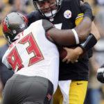 Video: McCoy Apologizes To Big Ben Mid-Hit