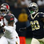 Strong Performance by DeSean Jackson Ends with Concussion