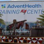 Bucs Facility Renamed AdventHealth Training Center