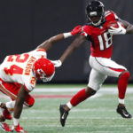 Bucs Must Look Out For Calvin Ridley