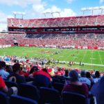 Ferg's follow-up and my first Bucs game experience
