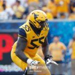 Draft Profile: Yodny Cajuste (OT West Virginia University)