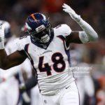 Report: Bucs Sign Broncos OLB