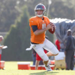Buccaneers Announce Re-signing Of Backup Quarterback