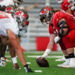 Rams defensive line vs. Bucs offensive line