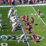 Halftime: Buccaneers 28 Rams 17