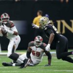 Buccaneers' offensive line was quite offensive