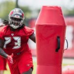 Buccaneers release DT from practice squad