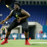 NFL Combine Offensive Winners and Losers
