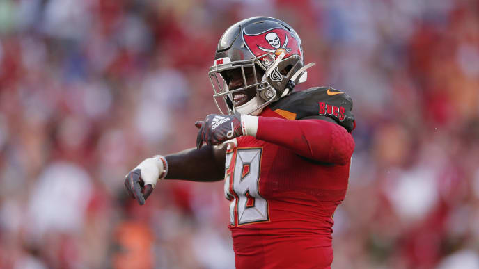 New York Giants v Tampa Bay Buccaneers   Michael Reaves/Getty Images