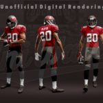 Have the New Buccaneers Uniforms Been Leaked?