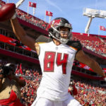 Tampa Bay Restructures Tight End Cameron Brate's Contract