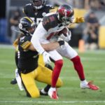 The Tampa Bay Buccaneers sign Bryant Mitchell to a 1-year deal