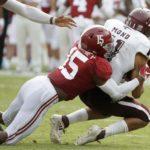 Draft Profile: Xavier McKinney S, Alabama