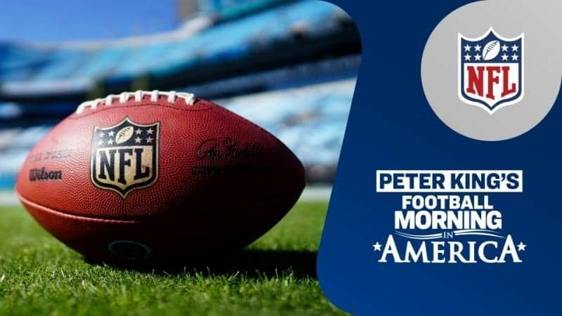 Football Morning in America