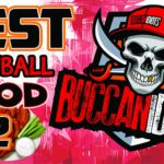 The Buccanidiots Podcast: Best Football Foods Part 2