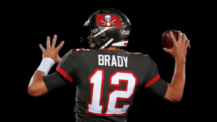 Tom Brady/buccaneers.com
