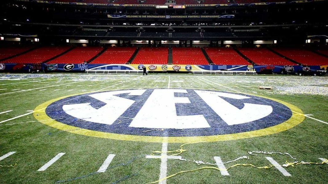 SEC Football/via ESPN