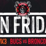 Loose Cannons Podcast: Fan Friday Bucs vs Broncos