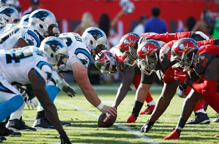 Buccaneers vs. Panthers/FanSided