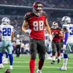 Buccaneers Waive Tight End