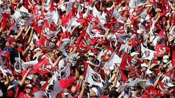 Happy Buccaneers' Fans/via MOR-TV.com