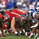 Giants' Offensive Lineman and Buccaneers Equipment Staffer Test Positive
