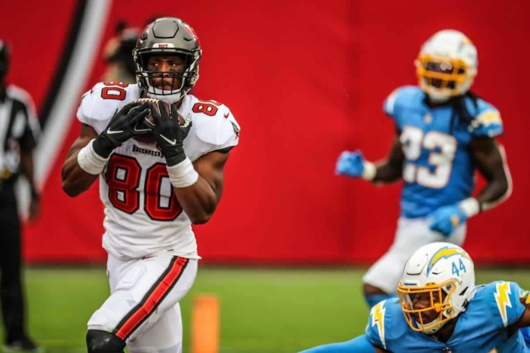 O.J. Howard/via buccaneers.com