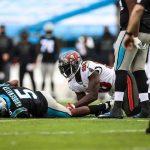 NFL Fines Buccaneers Pierre-Paul for Bridgewater Hit
