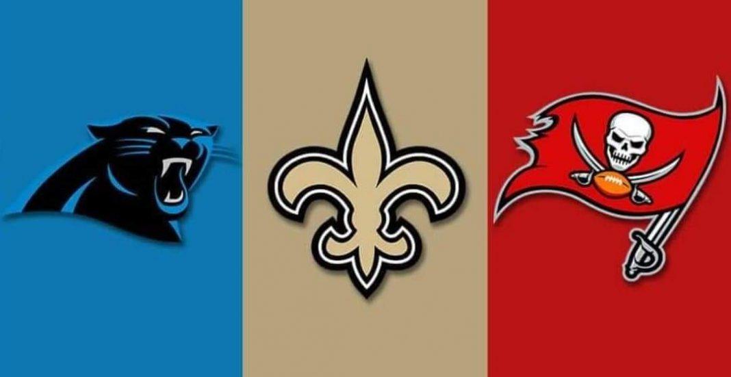 Panthers/Saints/Bucs