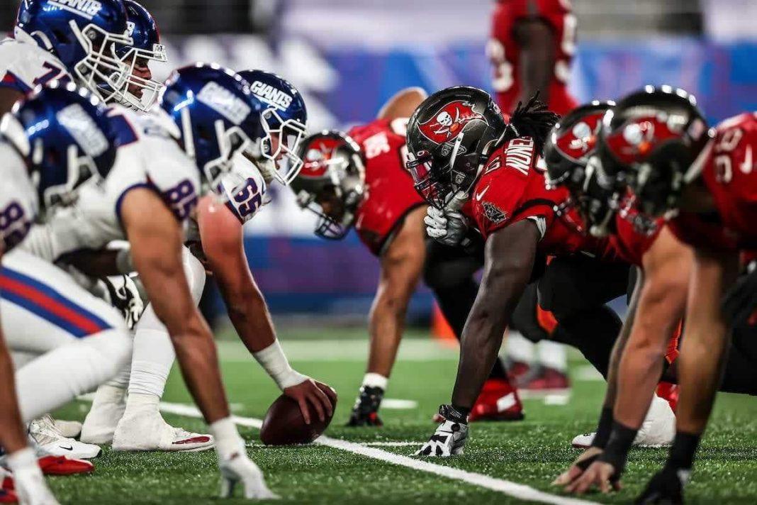 Buccaneers vs. Giants/buccaneers.com