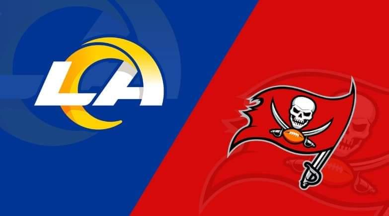 Rams vs. Buccaneers/via lineups.com